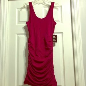 Express Women's: New Ruched Side Tank Dress